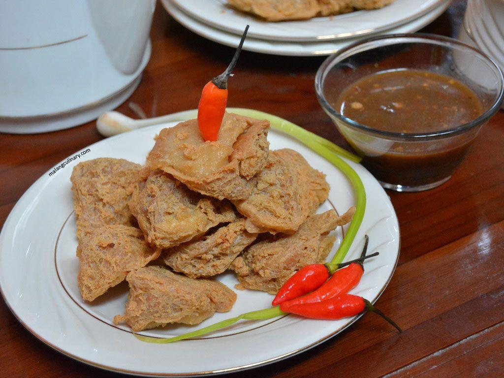 Resep Tahu Walik Tanpa Ayam