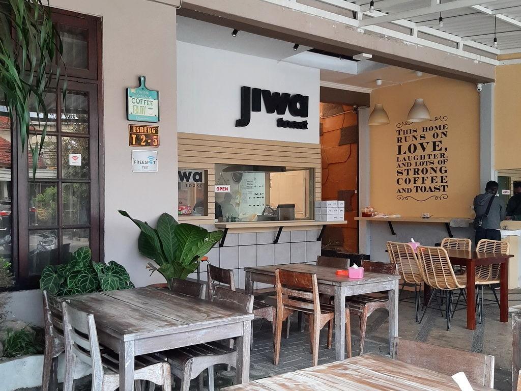 Janji Jiwa & Jiwa Toast
